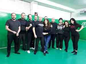 Kyusho Study Groups Madrid Spain