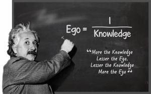 Knowledge and Ego