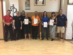 Spain - Kyusho Jitsu World Weekly News