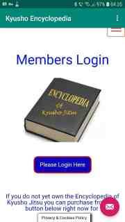 Encyclopedia of Kyusho Jitsu - Online Kyusho Jitsu Reference