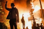 Violence Rises in Dystopian Hell - Causes in the Violent Crime Increase