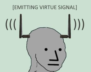 Virtue Signalling
