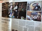 L'Opuscule dans la Gazette