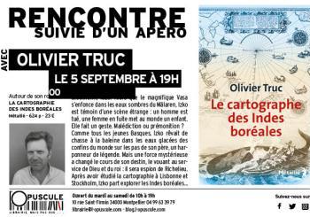 LA CARTOGRAPHIE DES INDES BORÉALES – OLIVIER TRUC