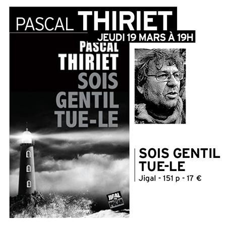 Rencontre avec Pascal Thiriet