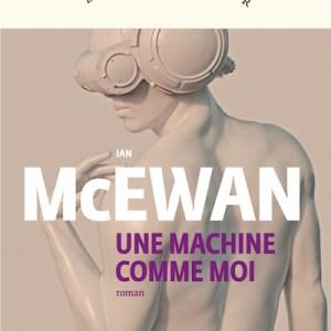 Une machine comme moi de Mc Evan
