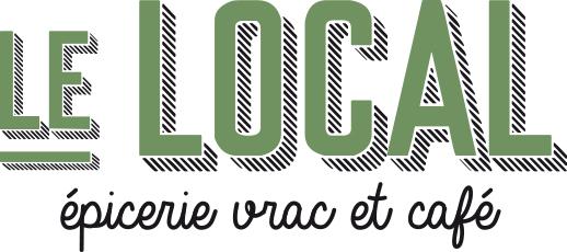 Logo épicerie vrac Le local Villeneuve-lès-Maguelone