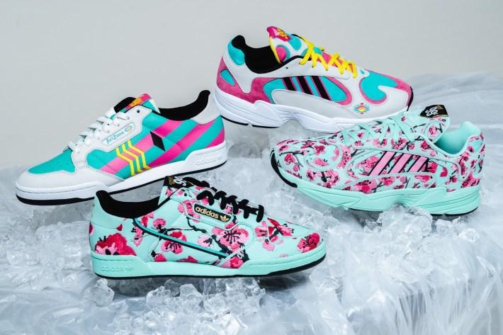 AriZona x Adidas