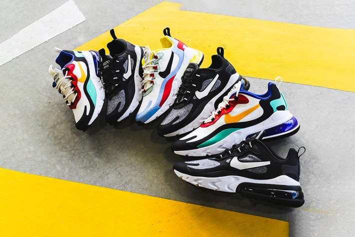 canta residuo enfermero  Air Max 270 React | Complete Guide | Informative | Laced | Trainers