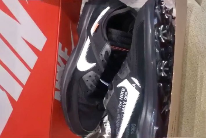 Off-White Golf shoes