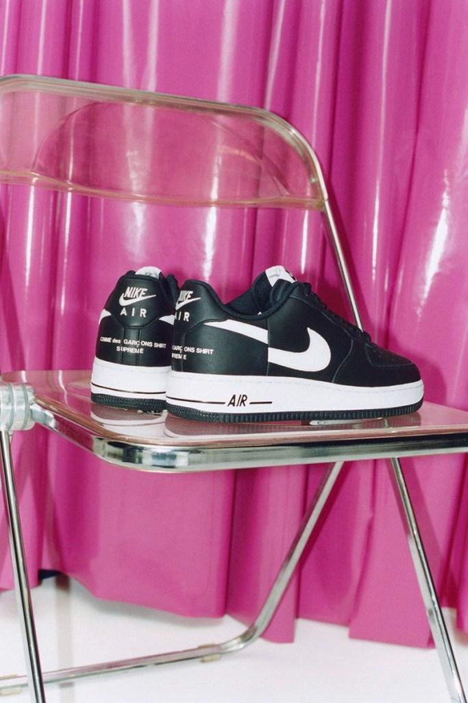History of Supreme Nike
