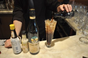 Fernet + Pure Black