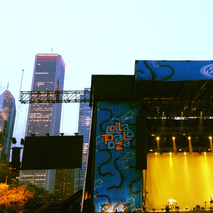 NIN starting at Lolla