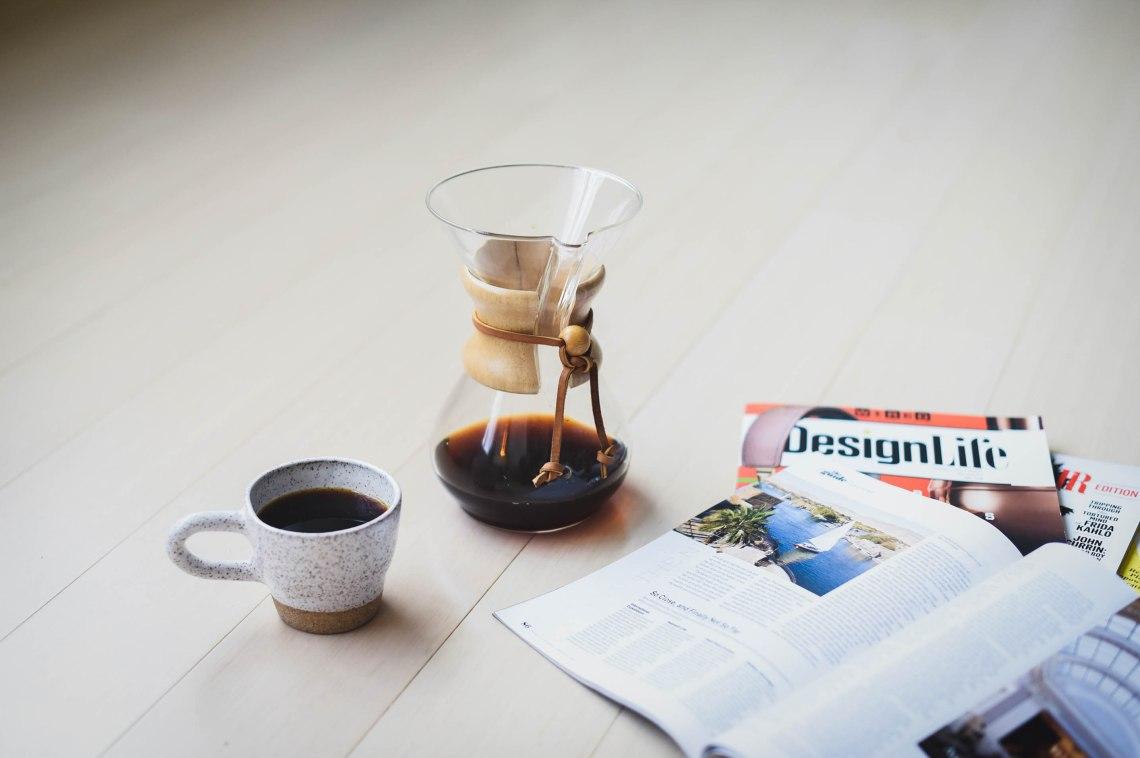 coffee floor