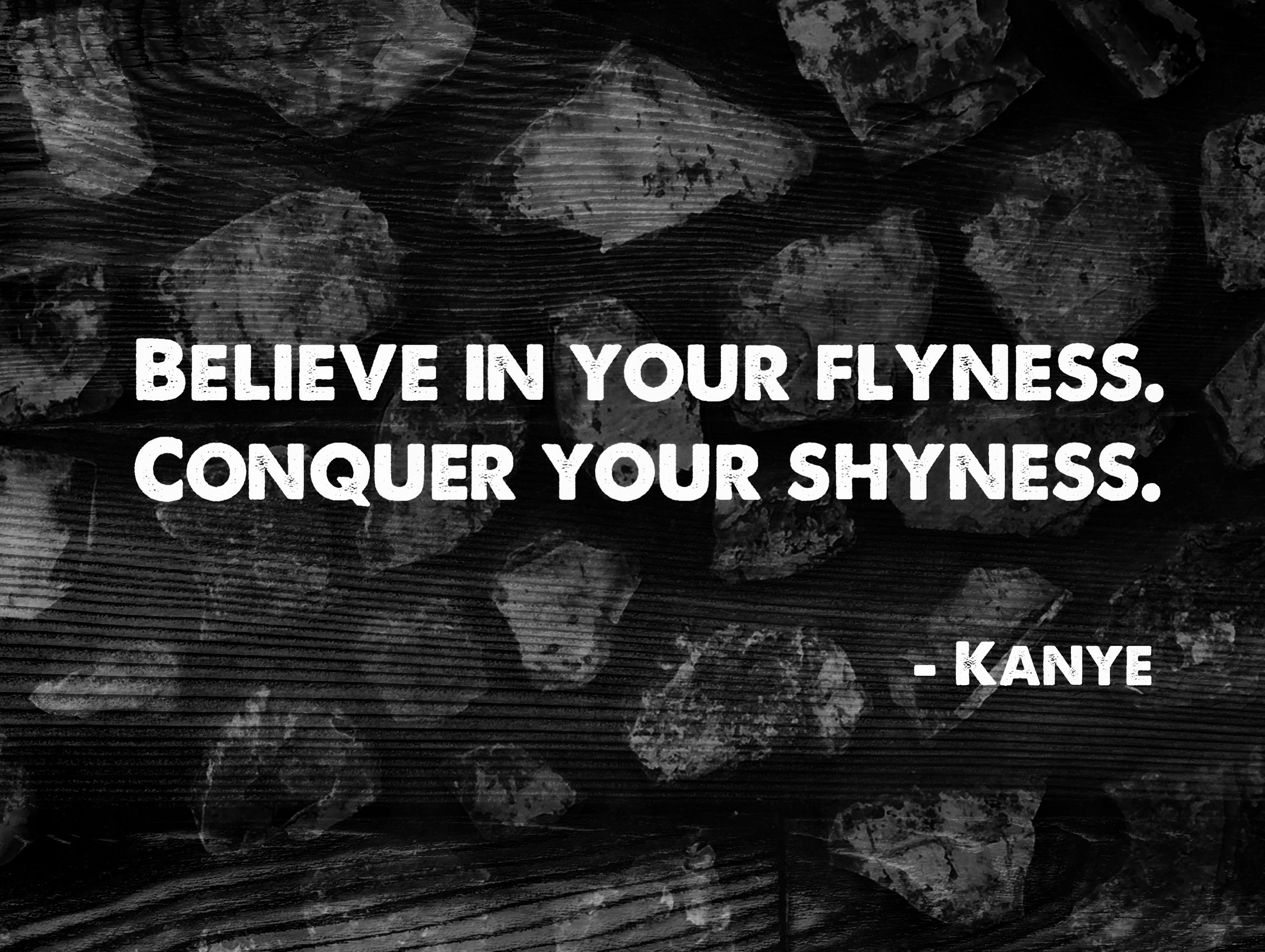 Conquer your shyness