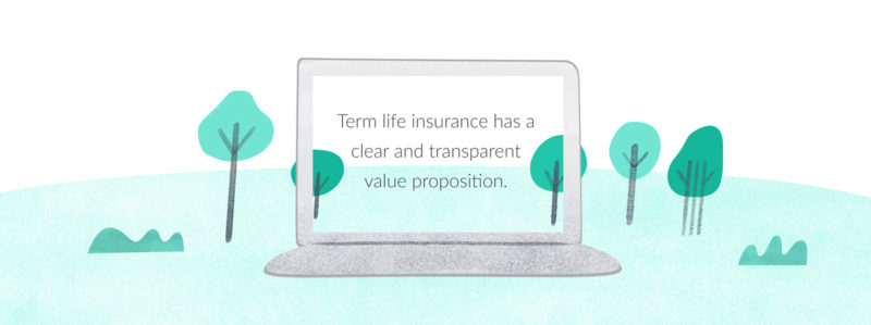 term insurance transparency