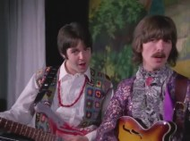 2:09. La cara de George.