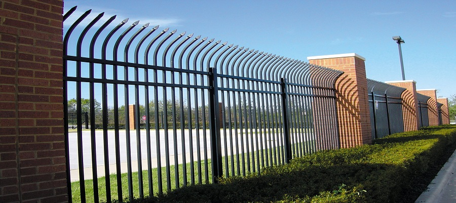 Image Result For Wrought Iron Fence Cost