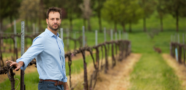 Laithwaite's Wine buyer Dan Parrott is based in Melbourne