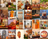 25 Unique Pumpkin Decorations for the Fall Season