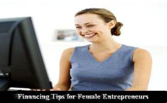 Financing Tips for Female Entrepreneurs