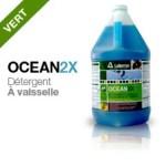 Ocean 2X | Detergent à vaisselle