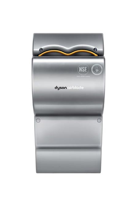 Séchoir à mains Dyson Airblade | Lalema inc.