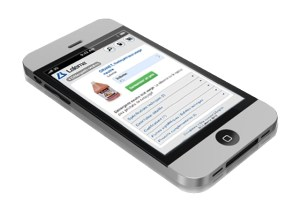 site mobile   Lalema inc.