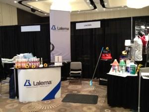 Kiosque Lalema au congrès 2012 du RQRA