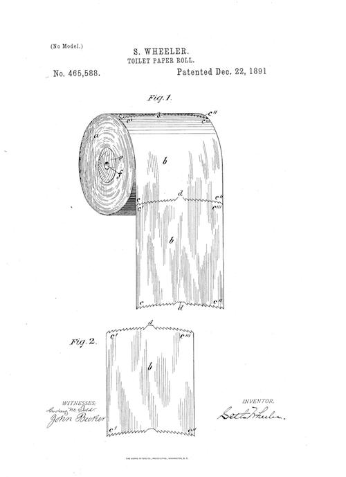 rouleau de papier de toilette dans quel sens doit on l 39 installer red finir l 39 hygi ne. Black Bedroom Furniture Sets. Home Design Ideas