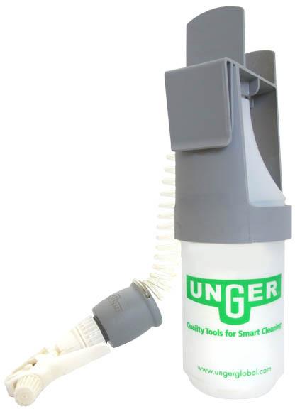 sprayer on a belt