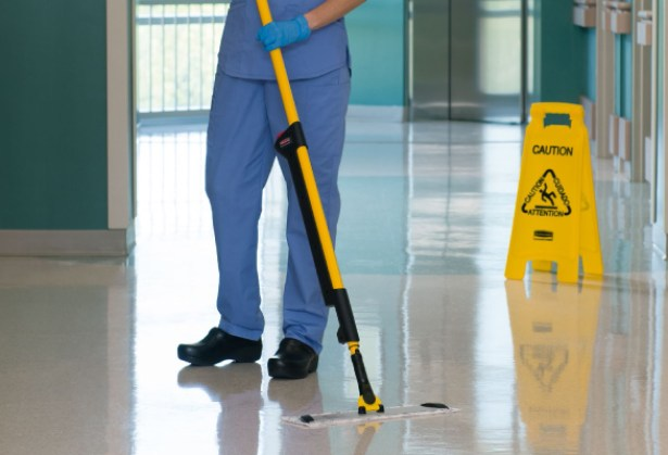 Rubbermaid Commercial Products Floor Mopping