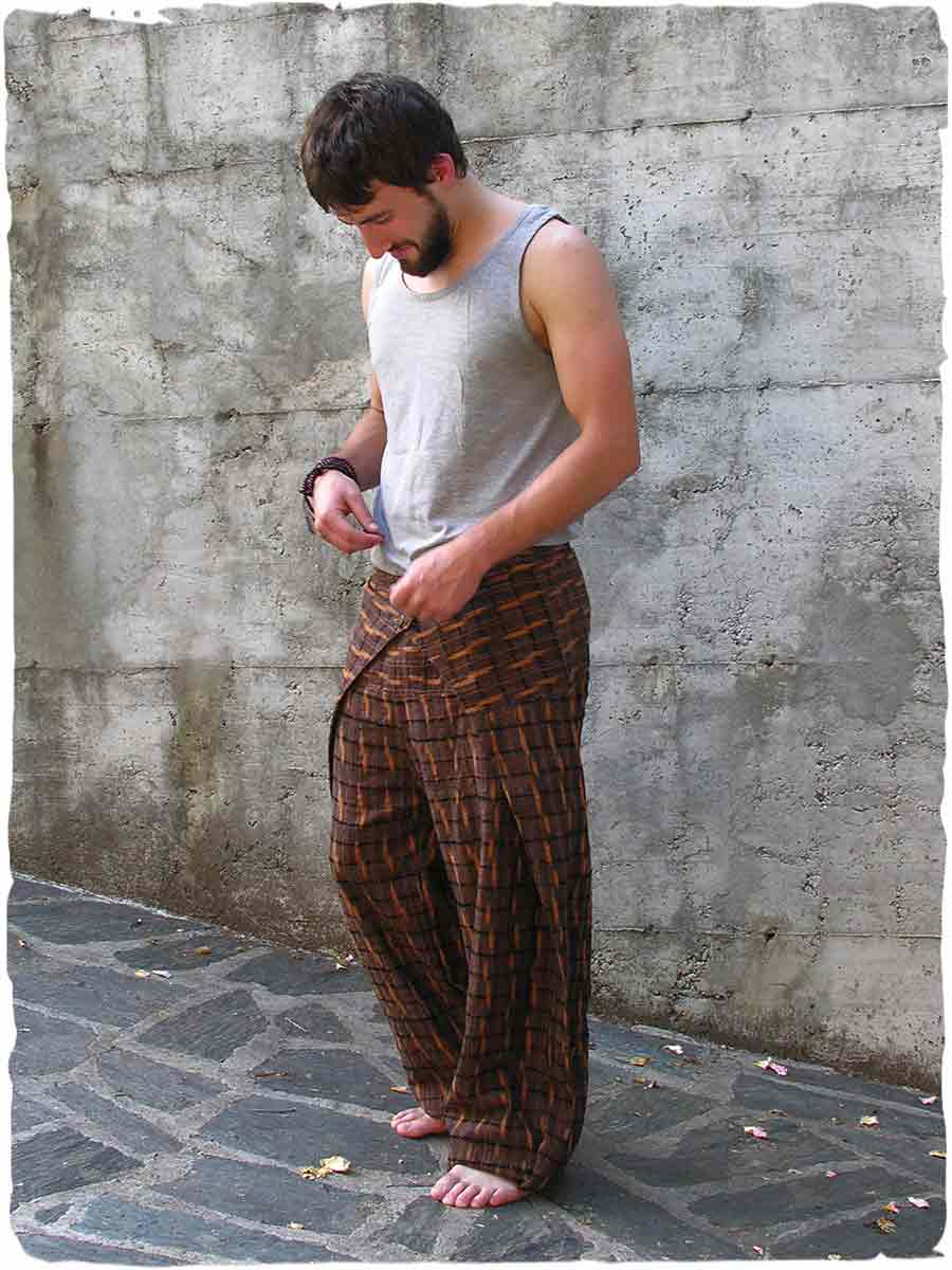 Pantaloni orientali  Pantaloni etnici  Blog La Mamita