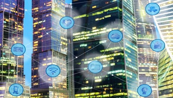 Smart Cities How The IoT Is Changing Urban Life In Asia