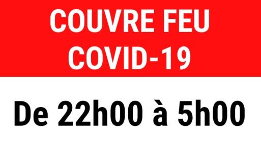 Covid 19 Le Point Sur Les Arretes Couvre Feux Mise A Jour Au 28 4 2020