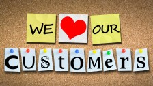 How to thank your customers.
