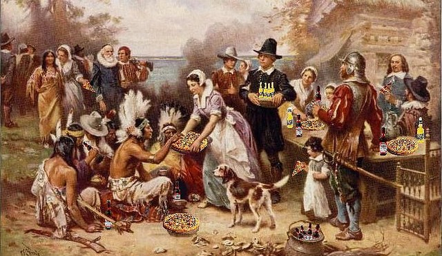 Thanksgiving and Immigrant Cultures
