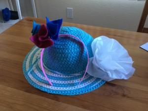 madeira hat multicultural craft