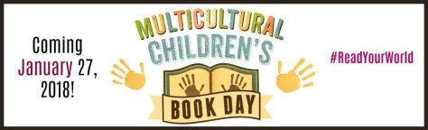 Multicultural Childrens Book Day banner 2018