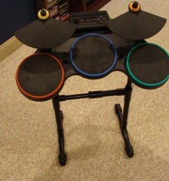my humble drumset [ 3264 x 2448 Pixel ]