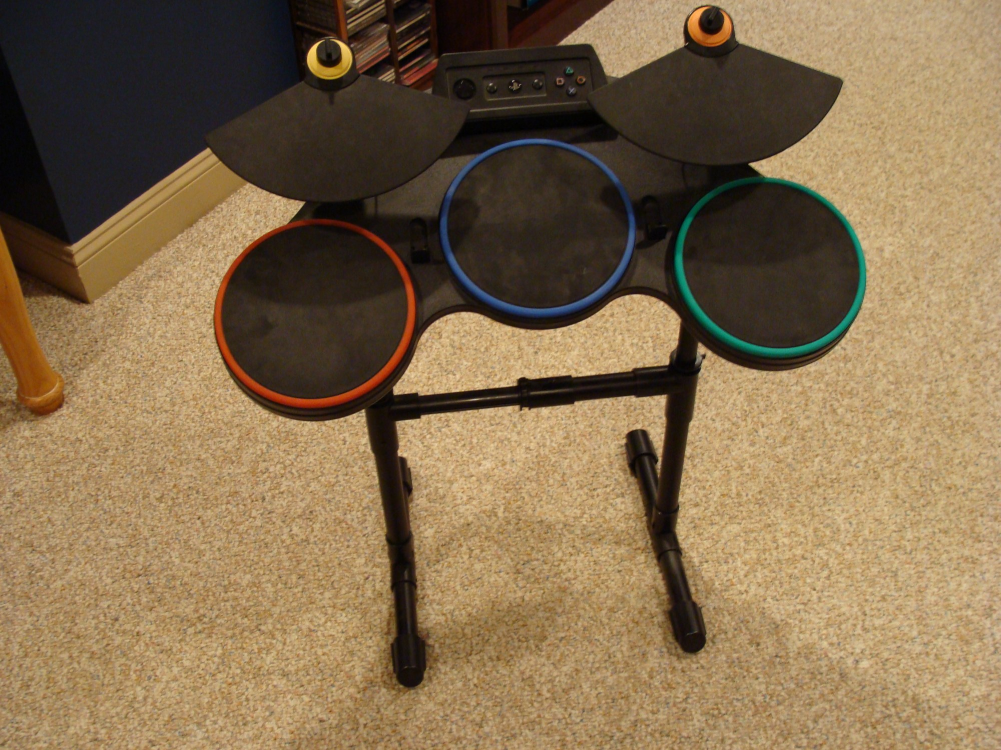 hight resolution of my humble drumset