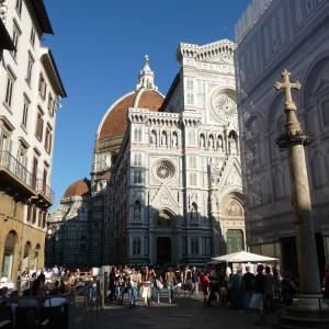 Piazza San Giovanni mit Cathedrale di Santa Maria del Fiore