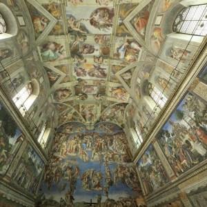 Sixtinische Kapelle-1