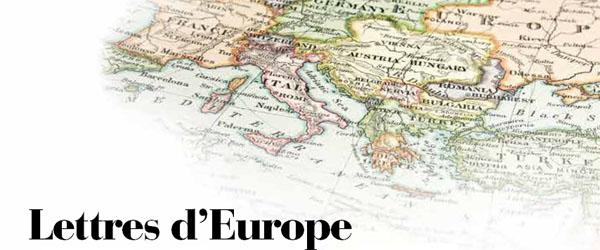 Lisez l'Europe en Metropolis Bleu