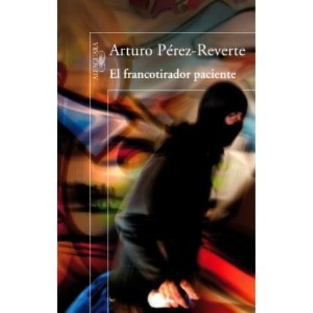 La nueva novela de Arturo Pérez-Reverte