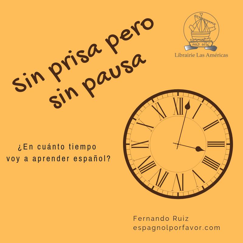 Cuanto tiempo para aprender español