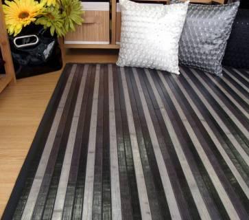 Ya est n aqu las nuevas alfombras de bamb multicolor - Alfombras de bambu a medida ...