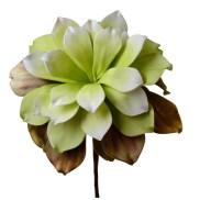 Flor decorativa de espuma
