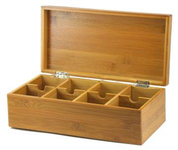 Clasificador de té de bambú