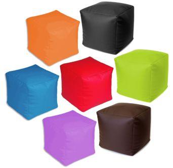 Puffs cuadrados